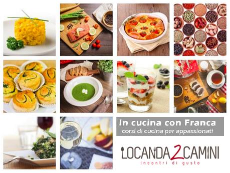 Nuovi corsi di cucina per appassionati e gourmand