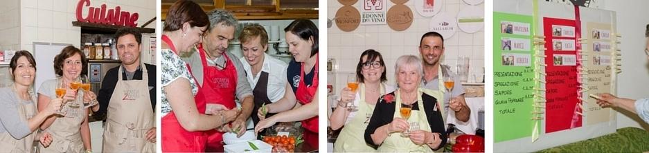 sfida finale -corsi di cucina - locanda2camini - squadre -food