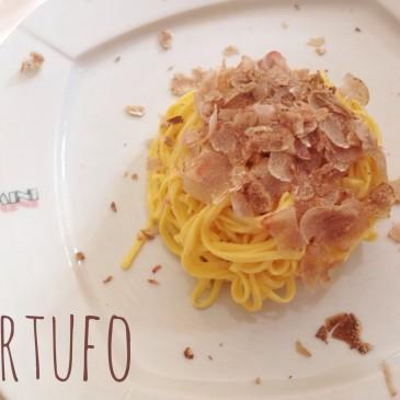Tartufo Bianco a tavola in Trentino