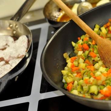 Corso di cucina: MENU VELOCI