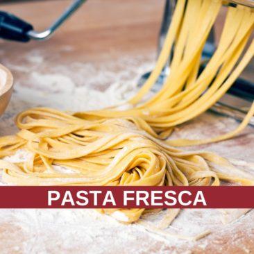 Corso di cucina: PASTA FRESCA