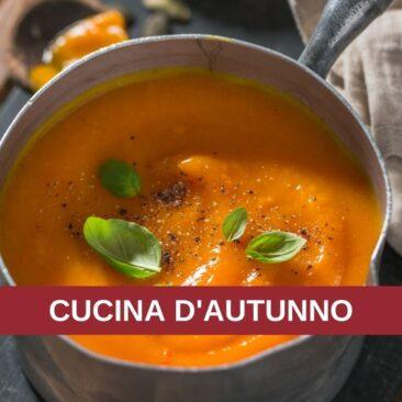 Corso di cucina: CUCINA D'AUTUNNO