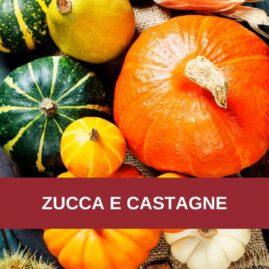 Corso di cucina: ZUCCA E CASTAGNE