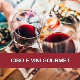 Corso di cucina: CIBO E VINI GOURMET